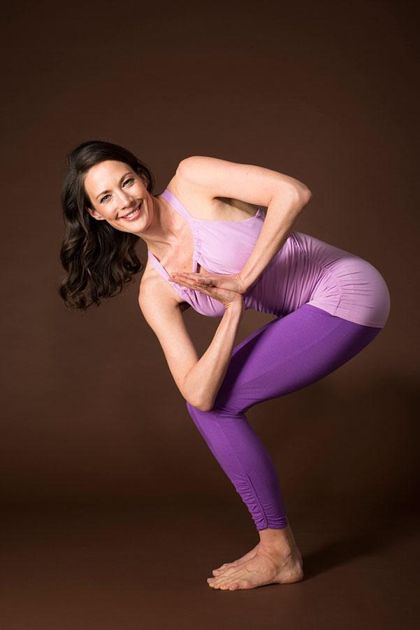 Yogafotografie für die Titelseite des Yoga Journals |Felix Krammer Fotografie