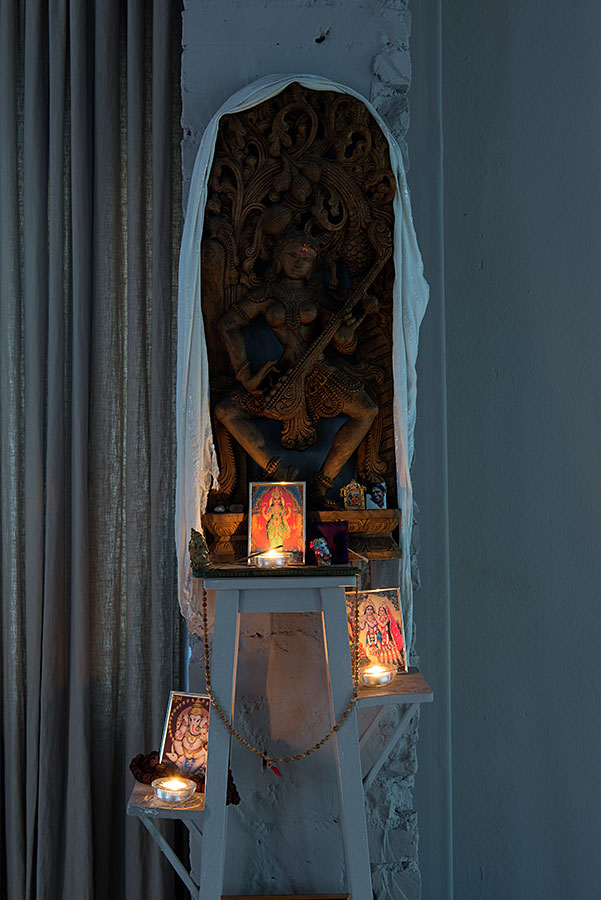 Interieurfotografie Altar Yogastudio |Felix Krammer Fotografie