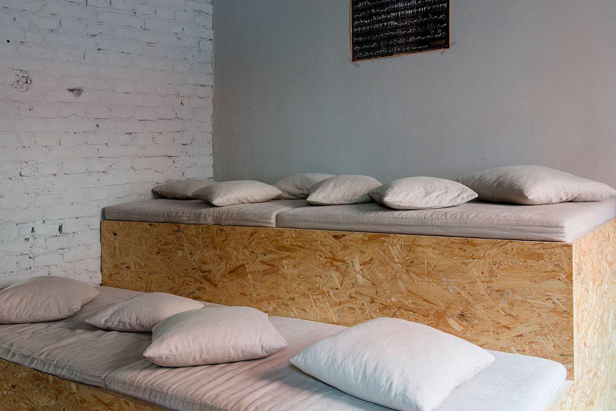 Interieurfotografie Yogastudio |Felix Krammer Fotografie