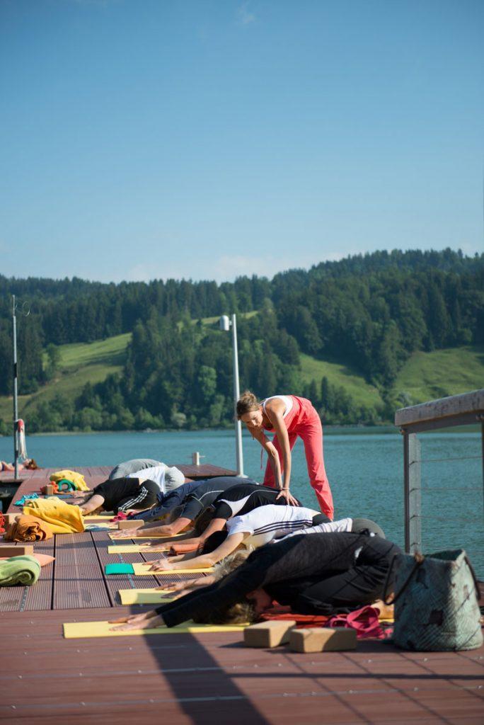 Yoga mit Tonia |Felix Krammer