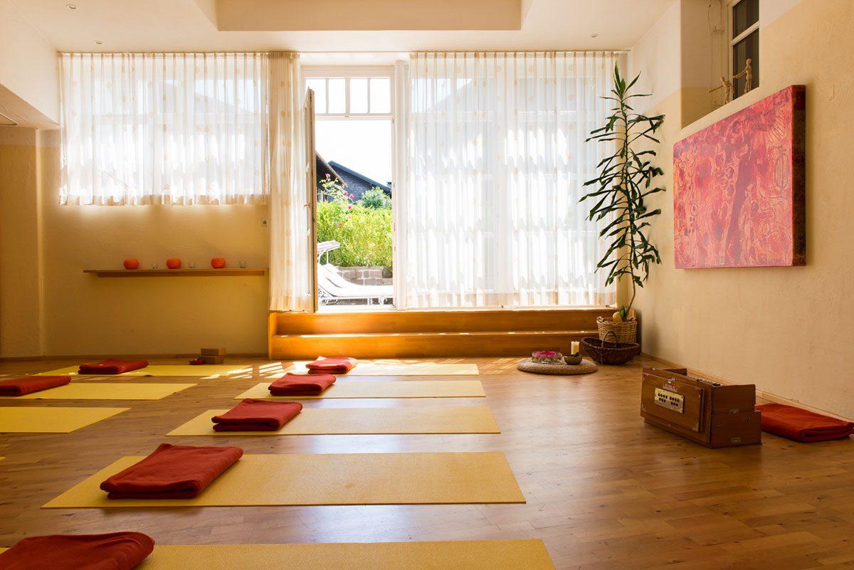 Interieurfotografie Yogastudio Landhaus Alger |Felix Krammer Fotografie
