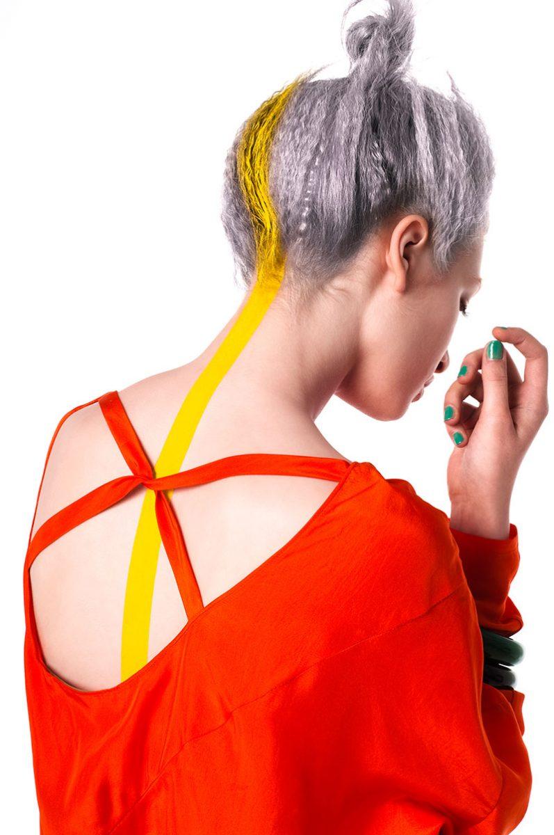 Fashion Fotografie des Models Val |Felix Krammer Fotografie