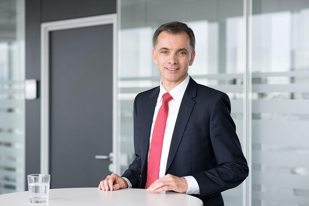 Businessfotografie - Portraitfotografie einer Führungskraft |Felix Krammer Fotografie