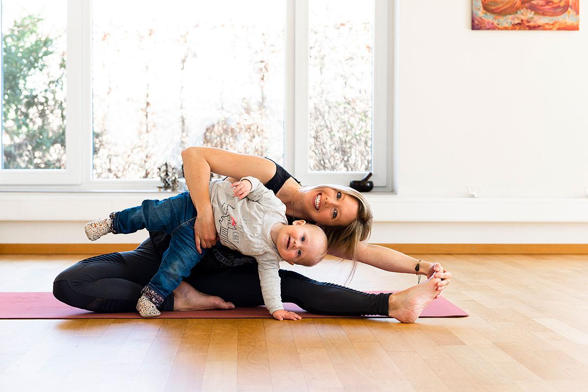 Yogafotografie für Kinderyoga |Felix Krammer Fotografie